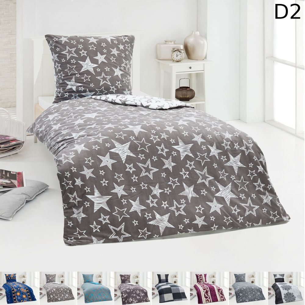 warme winter microfaser flausch fleece bettw sche 135x200 155x220 200x200 gratis dreamhome24. Black Bedroom Furniture Sets. Home Design Ideas