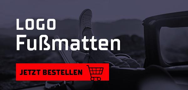 Logo Fußmatten