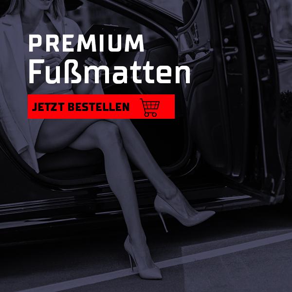 Premium Fußmatten