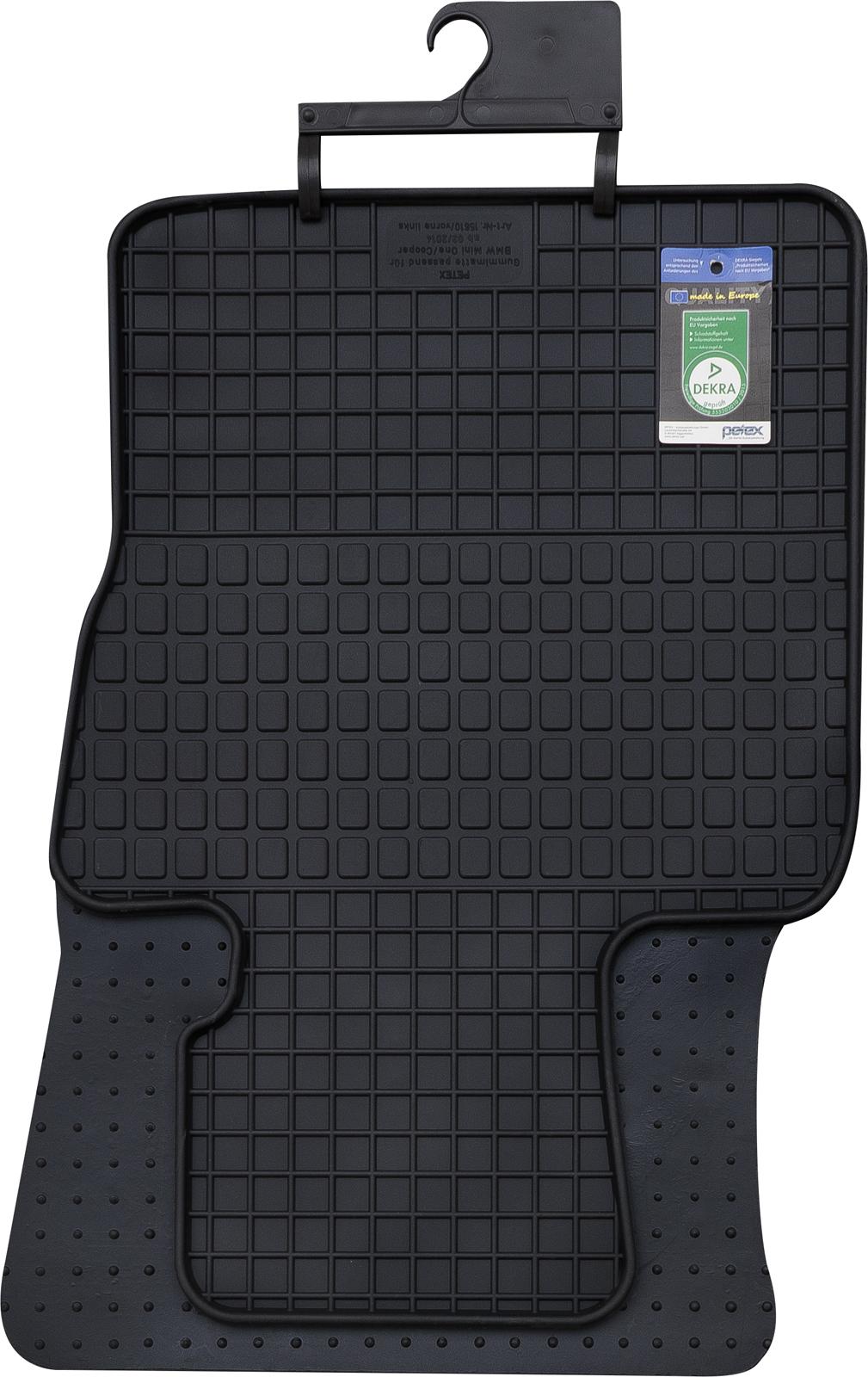 Gummimatten Fußmatten für Citroen C-Crosser ab Bj 2007 Qualität Original