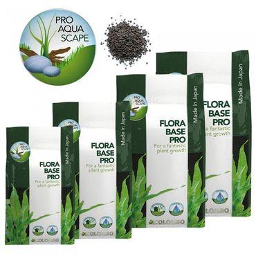 1 Liter FloraBase Pro, feines Aquarium Pflanzen-Wachstum Substrat senkt, stabilisiert PH Wert