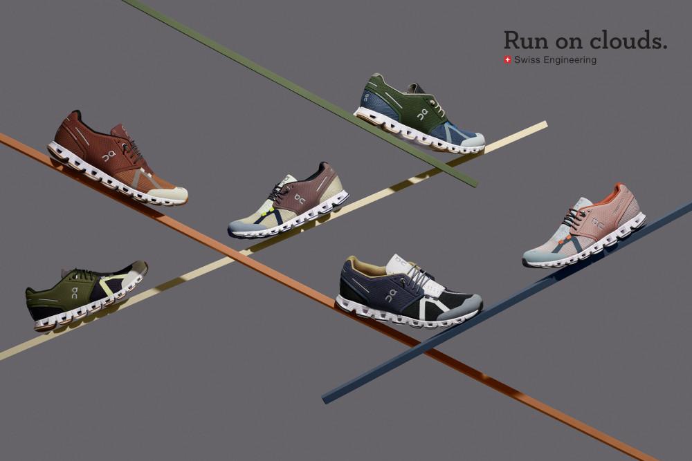 On Running - Swiss Engineering