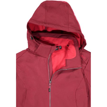 WOMAN JACKET ZIP HOOD – Bild 4