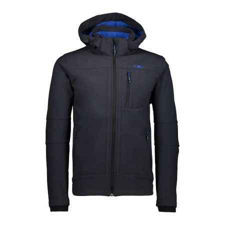MAN ZIP HOOD JACKET – Bild 3