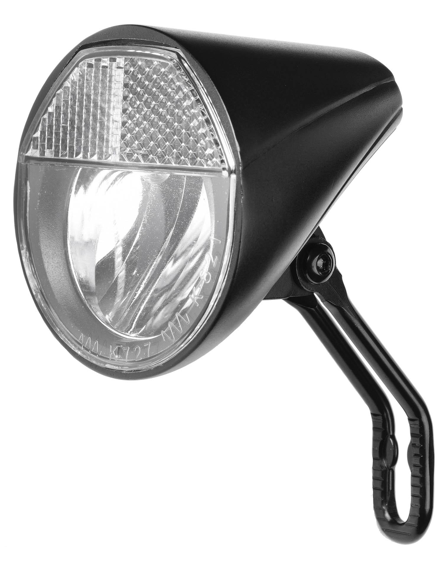 fuxon f15 led beleuchtung nabendynamo scheinwerfer fahrrad lampe licht pegasus ebay. Black Bedroom Furniture Sets. Home Design Ideas