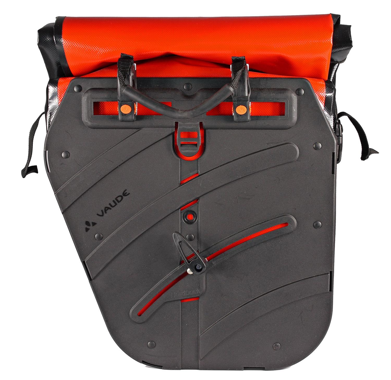 vaude aqua packtaschen fahrradtaschen wasserdicht 2er set. Black Bedroom Furniture Sets. Home Design Ideas