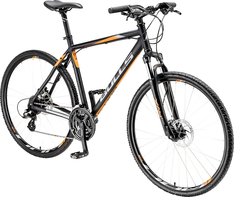 cross bike 1 fahrrad fahrr der crosstrekking. Black Bedroom Furniture Sets. Home Design Ideas
