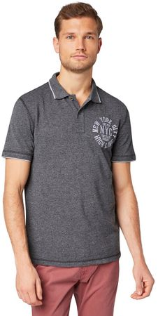 structured polo with tipp – Bild 6