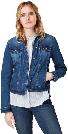 Classic Blue Denim Jacket – Bild 3