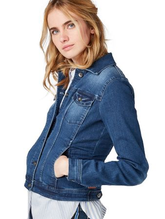 Classic Blue Denim Jacket – Bild 4