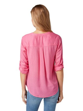 Structured Blouse – Bild 4