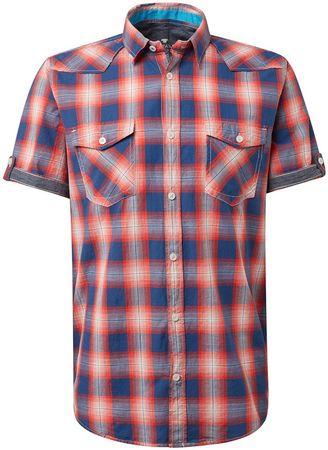 Ray Slub Check Shirt – Bild 1