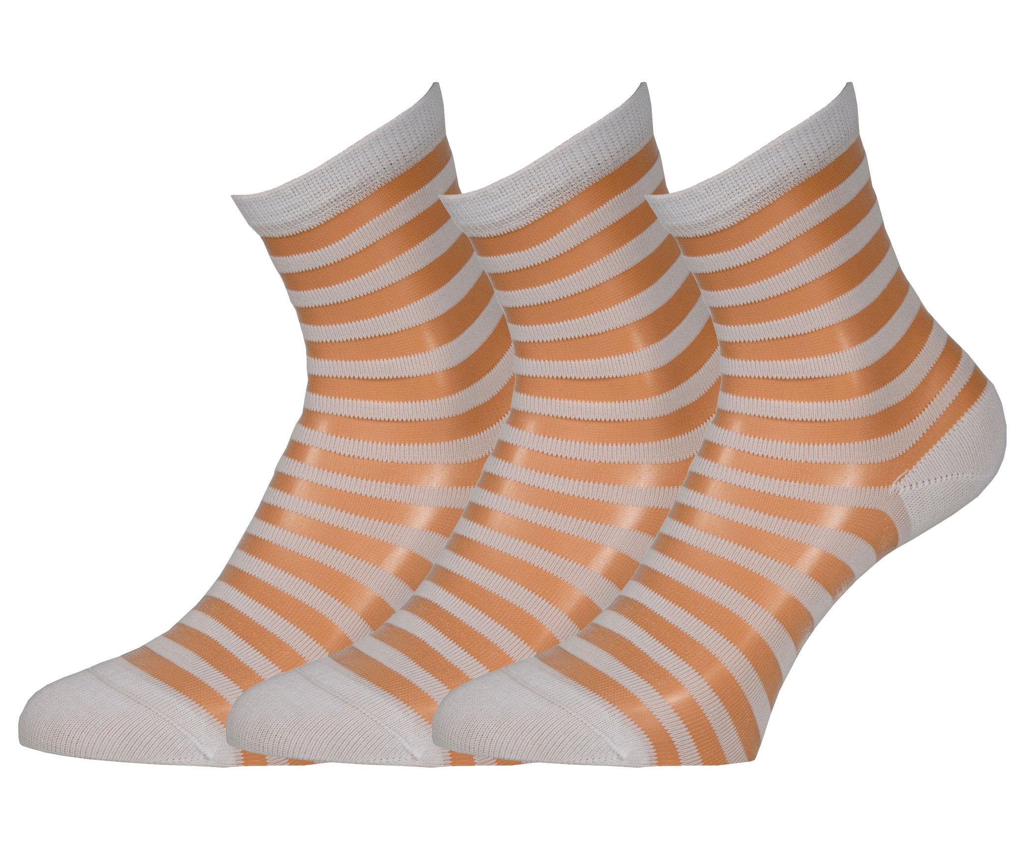 3 Paar Socken weiß | mirapodo