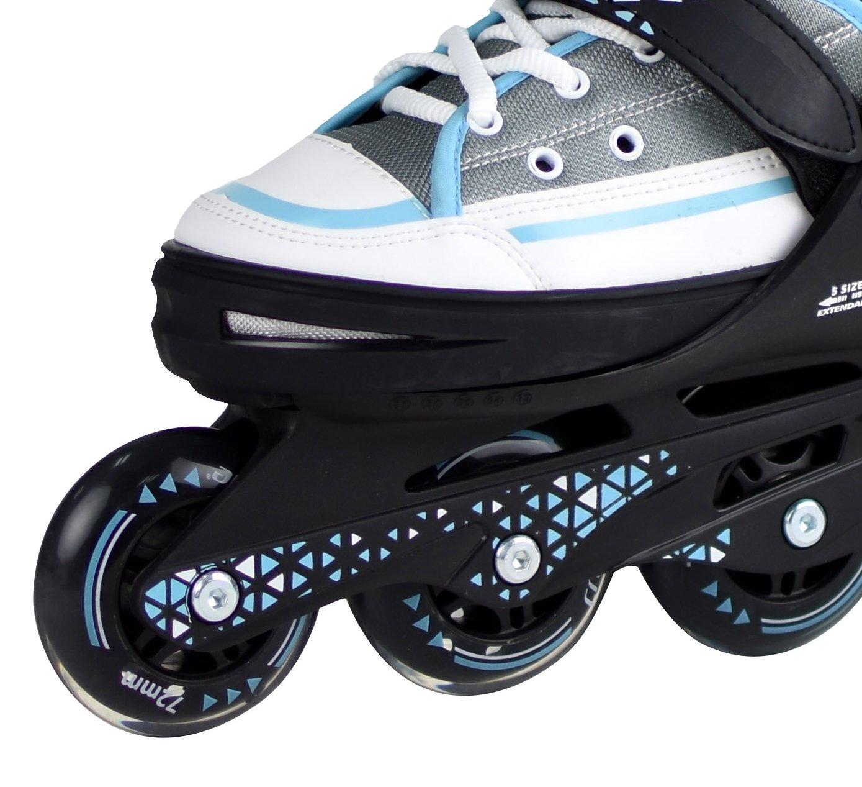 L.A. Sports Inliner Skate Canvas Softboot Kinder Jugend