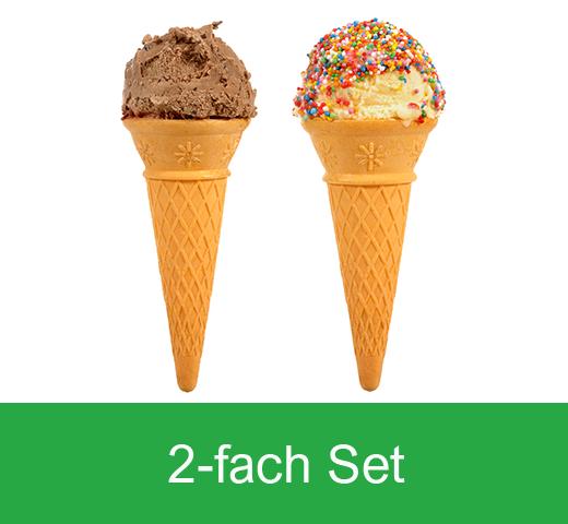 2-fach Set