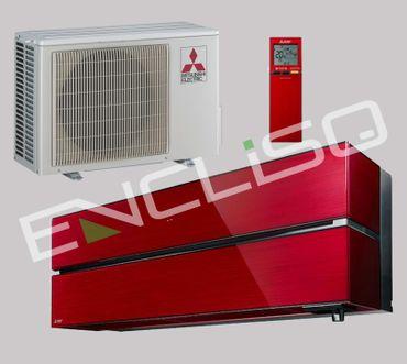 MSZ-LN25VG Ruby Red / MUZ-LN25VG - R32 – Bild 1