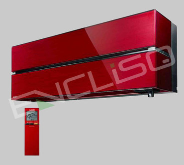 MSZ-LN25VG - Ruby Red