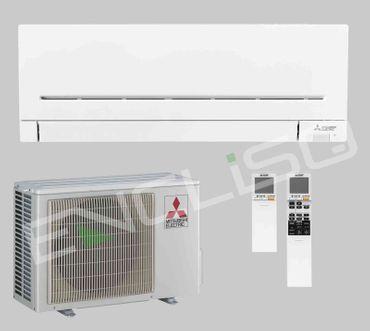 MSZ-AP25VG / MUZ-AP25VGH Heizen bis -20°C