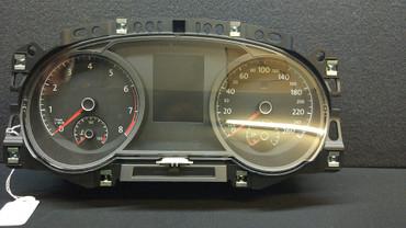 VW Golf 7 VII 5G Benzin Tacho MFA Kombiinstrument Speedometer 3KM 5G0920870 – Bild 4