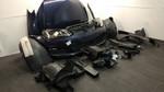 VW Golf VII 7 5G Frontpaket Motorhaube Stoßstange Kotflügel Scheinwerfer  001
