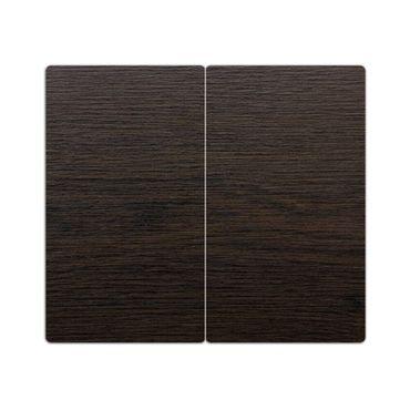 2er-Set: Aufdruck: Holz-Textur – Bild 2