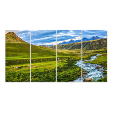 Berg-Fluss-Stream – Bild 2