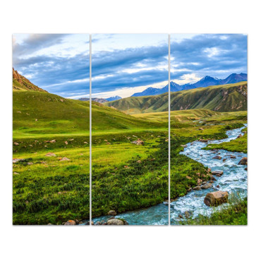 Berg-Fluss-Stream – Bild 1