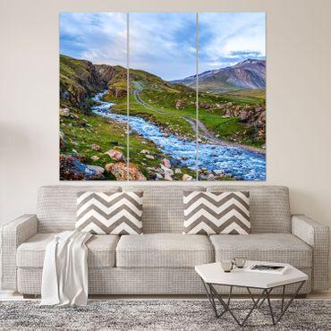 Berg Flusslandschaft – Bild 3