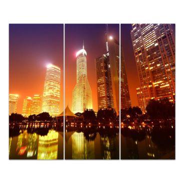 Highrises Shanghais – Bild 1