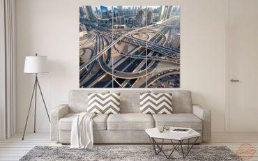 Dubai Straßen – Bild 4