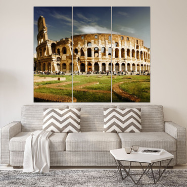 Colosseum in Rom – Bild 3