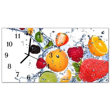 Früchte Mehrfarbig – Bild 2