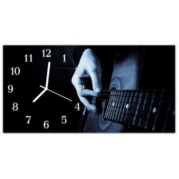 Gitarrenspieler Schwarz – Bild 2