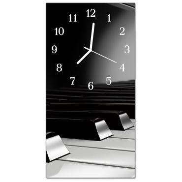 Klaviertasten Grau – Bild 2