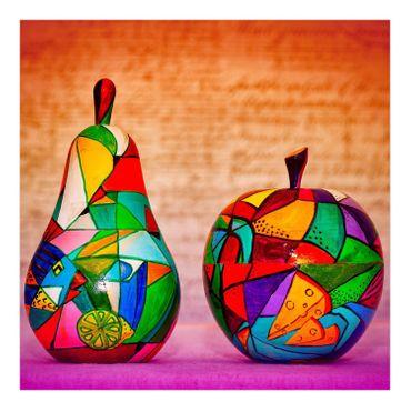 Dekorative Früchte – Bild 6