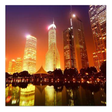 Highrises Shanghais – Bild 2