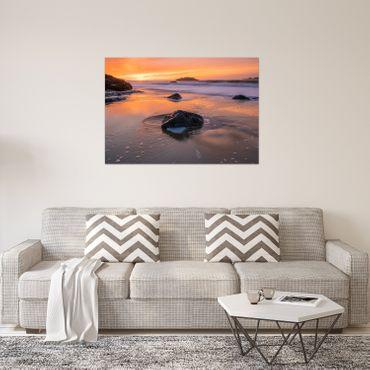 Beach at Sunset – Bild 3