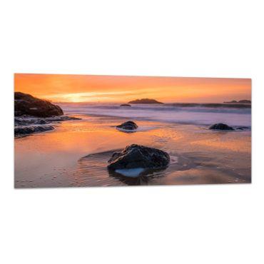 Beach at Sunset – Bild 4