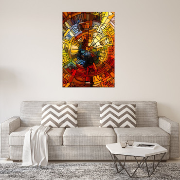 Glasmalerei – Bild 3