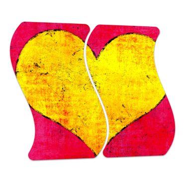 Grunge-Herz – Bild 4