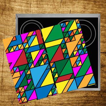 Geometrisches Design – Bild 5