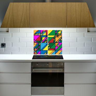 Geometrisches Design – Bild 6
