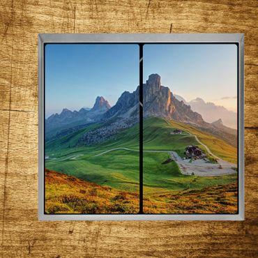 Dolomite Landschaft – Bild 2