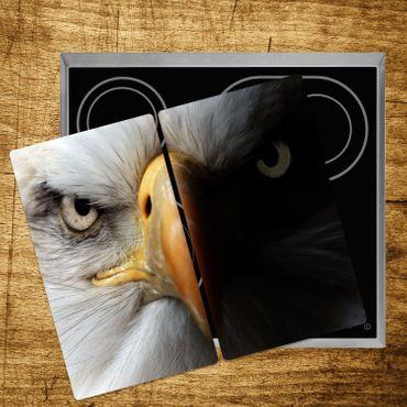 Adler-Porträt – Bild 5