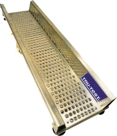 Wiegeplattform Alu 2230x610x250 mm