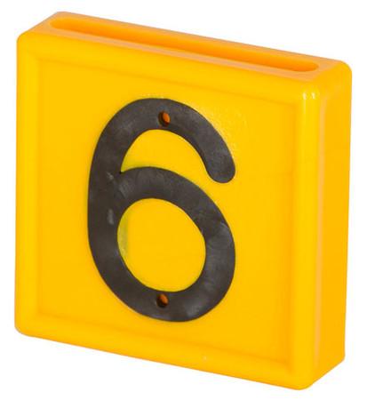 Nummernblock Standard – Bild 5