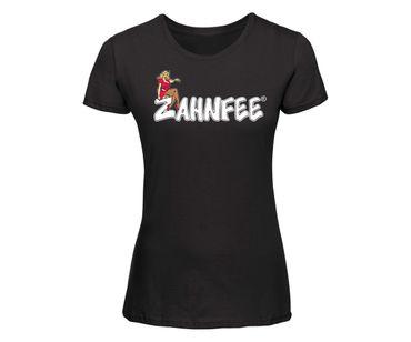 Zahnfee Keule Frauen Shirt – Bild 1