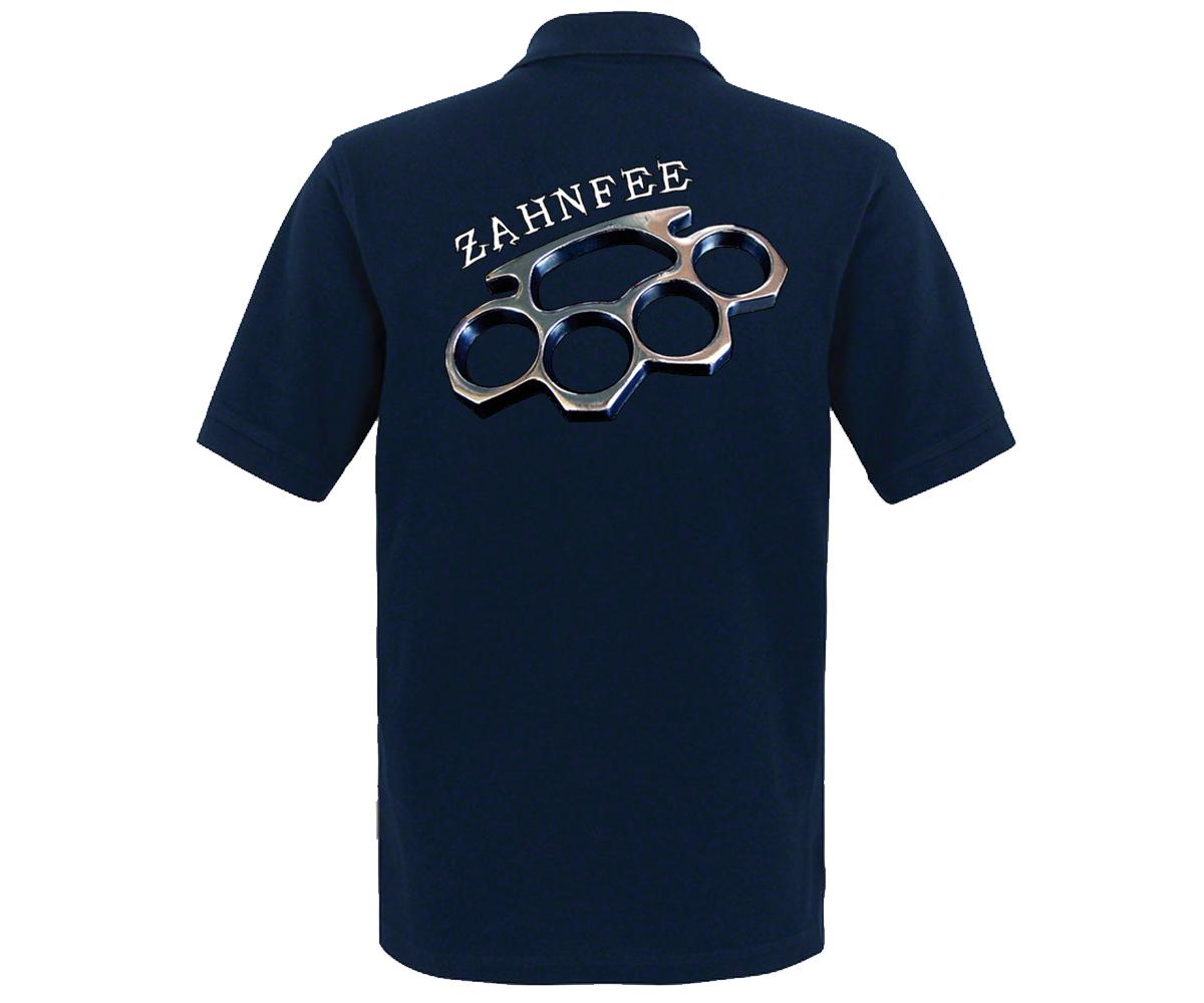Zahnfee deluxe Männer Polo Shirt – Bild 4