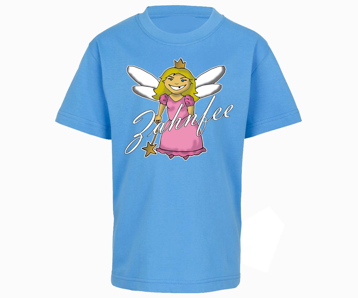 Zahnfee Logo Kinder T-Shirt – Bild 6