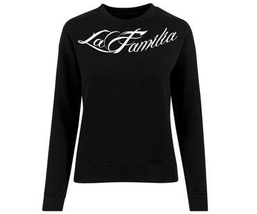 La Familia Frauen Pullover Bogen – Bild 1
